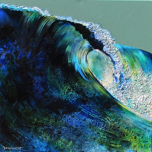 , Crystal Wave, Manly Harbour Gallery