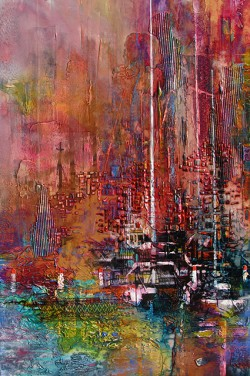 , Marina View, Manly Harbour Gallery