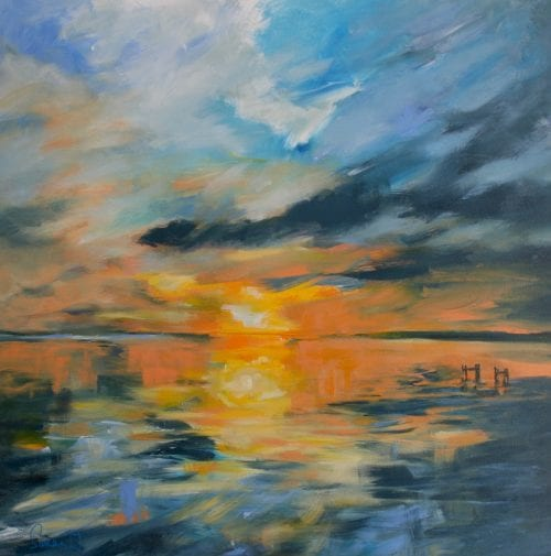 , Here Comes the Sun, Manly Harbour Gallery