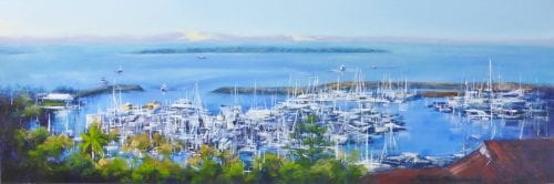 , Manly Vista II, Manly Harbour Gallery