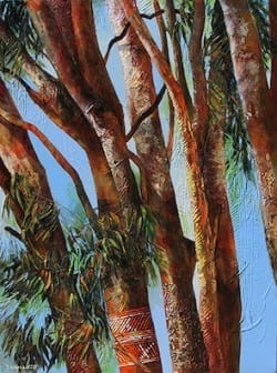 , Pukamani, Manly Harbour Gallery