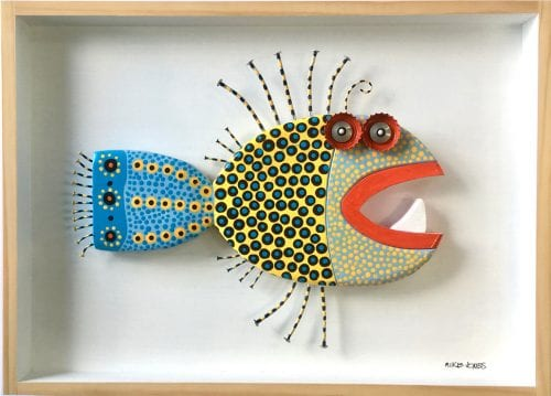 , Fish Nails, Manly Harbour Gallery