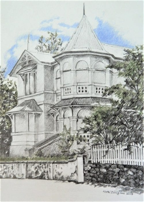 , Abandoned House Indooroopilly, Manly Harbour Gallery