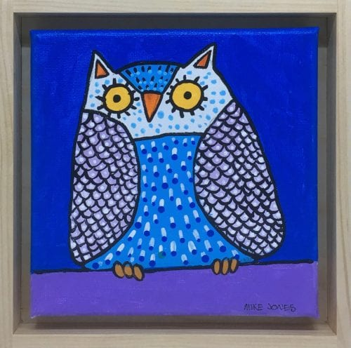 , Owl, Manly Harbour Gallery