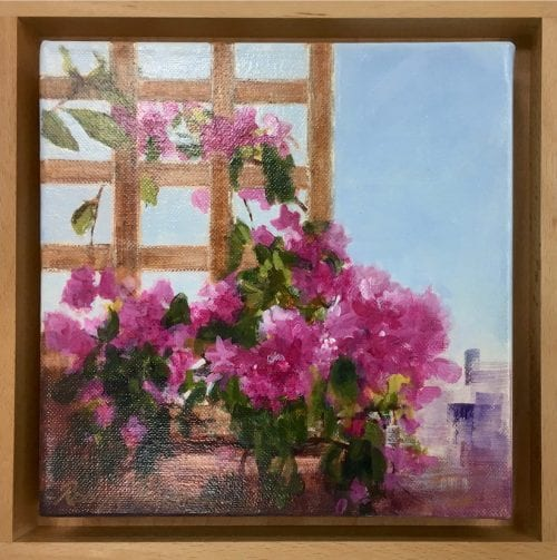 , Pretty in Pink, Manly Harbour Gallery