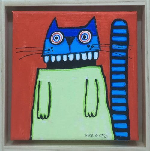 , Cat, Manly Harbour Gallery