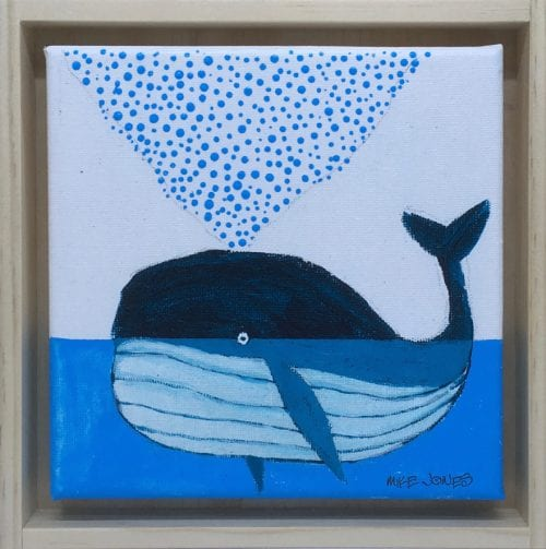 , Whale, Manly Harbour Gallery