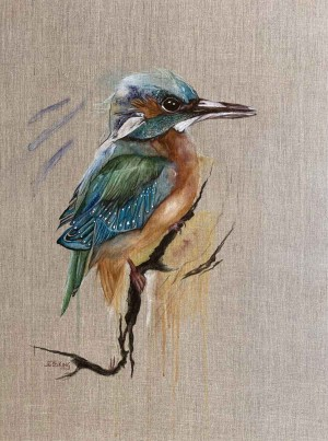Kingfisher by Jess King
