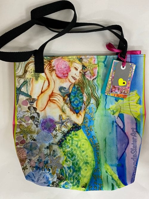 art bag by Amanda Slater