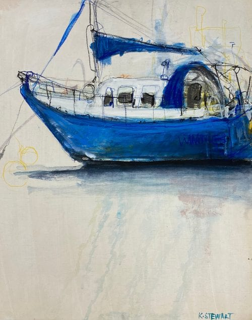 , Manly Boat, Manly Harbour Gallery