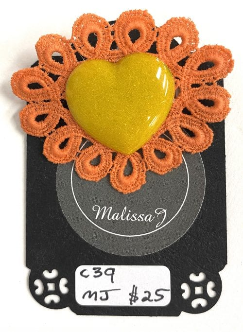Malissa J jewellery for sale, buy gifts and art online at Manly Harbour Gallery