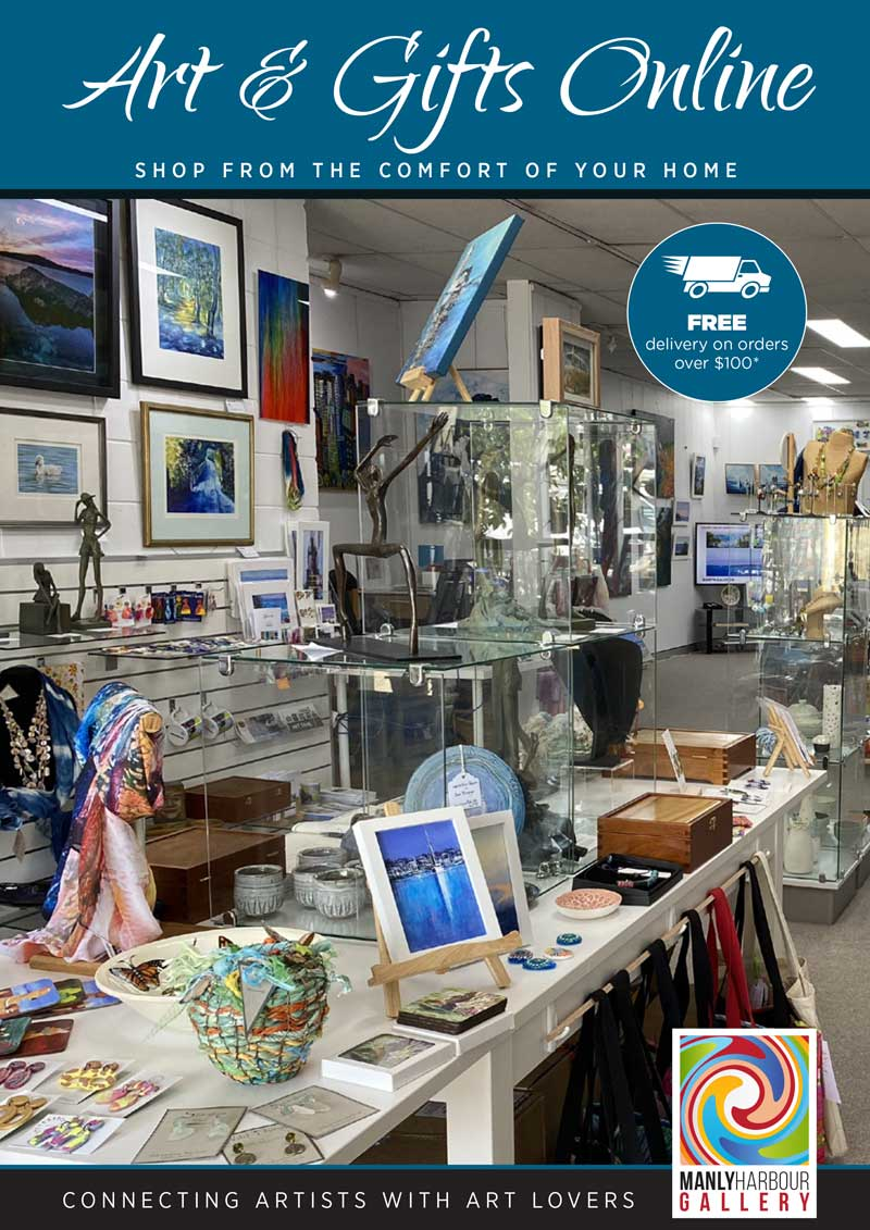 Manly Harbour Gallery Artist Catalogue