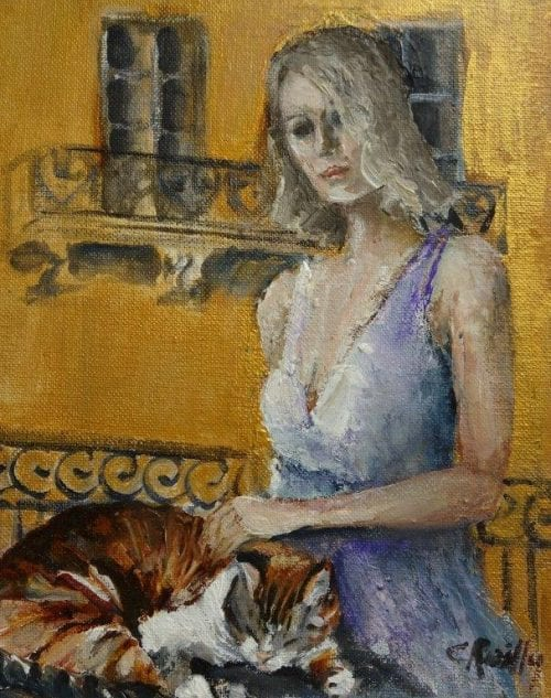 , Le Chat, Manly Harbour Gallery