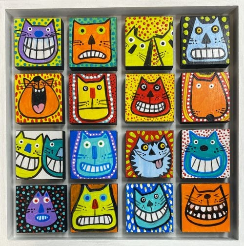 cat faces $175 piperdog