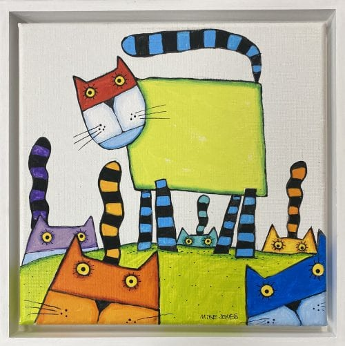 , Cats, Manly Harbour Gallery