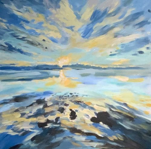 , First Light, Manly Harbour Gallery