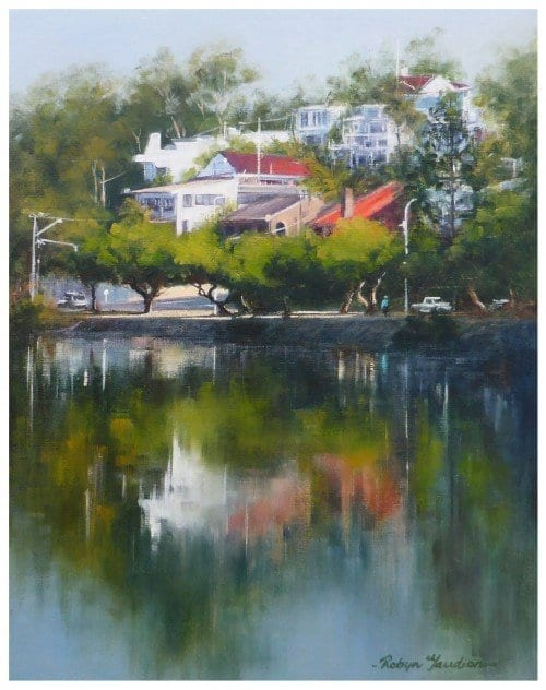 , Just Another Spectacular Manly Afternoon, Manly Harbour Gallery