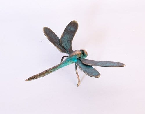 Dragonfly bronze by Denise Murray Australian Artist
