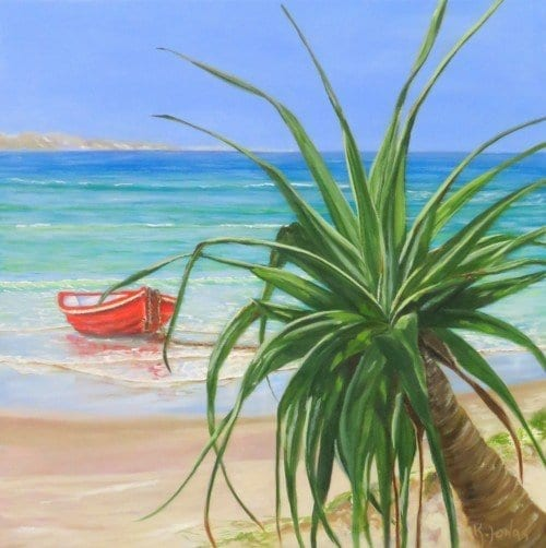 , Tender Outlook, Manly Harbour Gallery