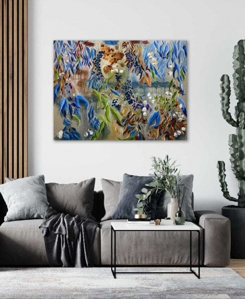 Painting for sale online at Manly Harbour Gallery