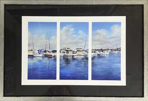 , Manly Moorings $150, Manly Harbour Gallery