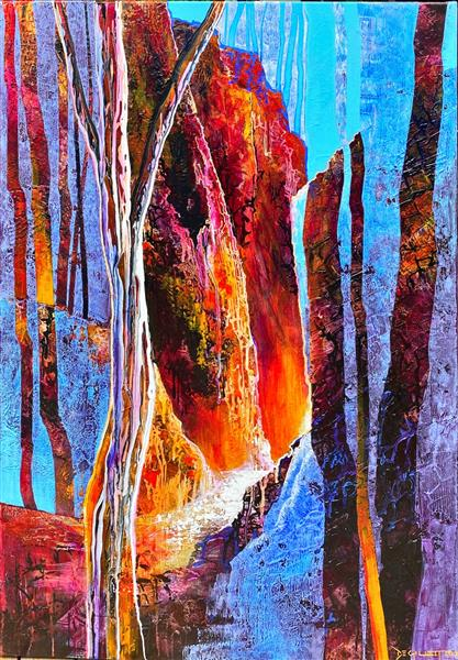 , Traces of Trees, Manly Harbour Gallery