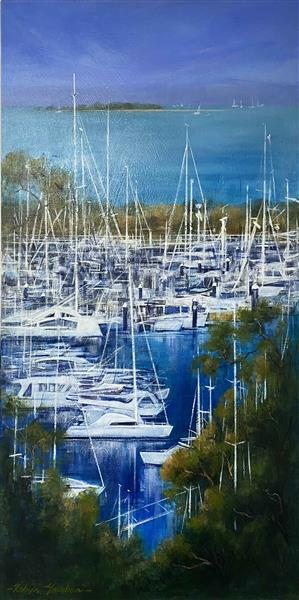 , Marina View, Manly, Manly Harbour Gallery